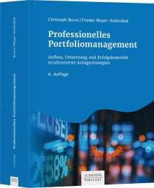 Christoph Bruns: Professionelles Portfoliomanagement, Buch