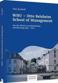Klaus Brockhoff: WHU - Otto Beisheim School of Management, Buch