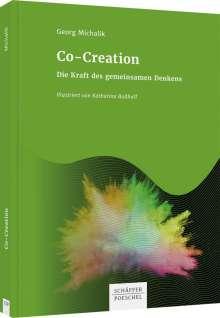 Georg Michalik: Co-Creation, Buch