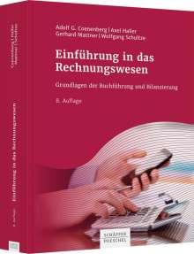 Adolf G. Coenenberg: Einführung in das Rechnungswesen, Buch
