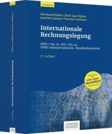 Bernhard Pellens: Internationale Rechnungslegung, Buch