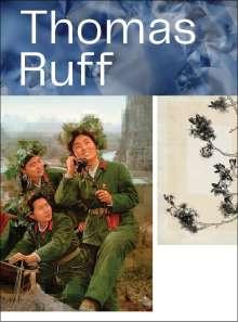 Thomas Ruff (Deutsch/Englisch), Buch