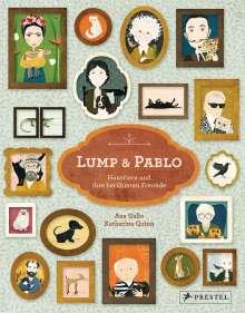 Ana Gallo: Lump und Pablo, Buch