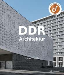 Hans Engels: DDR-Architektur, Buch