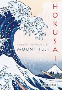 Amélie Balcou: Hokusai: Thirty-six Views of Mount Fuji, Buch