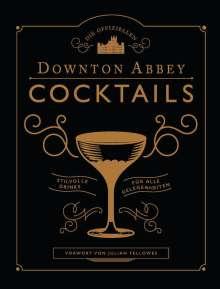 Die offiziellen Downton Abbey Cocktails, Buch