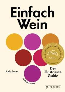 Aldo Sohm: Einfach Wein, Buch
