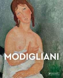 Olaf Mextorf: Modigliani, Buch