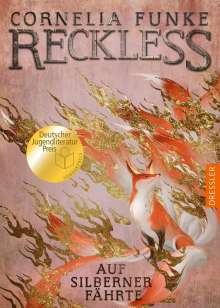 Cornelia Funke: Reckless 4, Buch