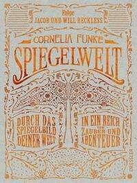 Cornelia Funke: Spiegelwelt, Buch