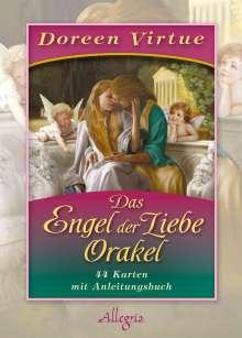 Doreen Virtue: Das Engel der Liebe-Orakel, Diverse
