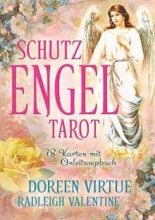 Doreen Virtue: Schutzengel-Tarot, Buch