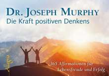 Joseph Murphy: Die Kraft positiven Denkens - Aufsteller, Buch