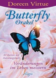 Doreen Virtue: Butterfly-Orakel, Diverse