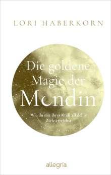 Lori Haberkorn: Die goldene Magie der Mondin, Buch