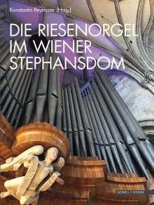Die Riesenorgel im Wiener Stephansdom, Buch