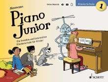 Hans-Günter Heumann: Piano Junior: Klavierschule 1, Buch