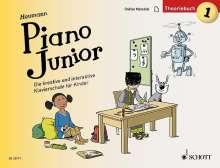 Hans-Günter Heumann: Piano Junior: Theoriebuch 1, Buch