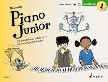 Hans-Günter Heumann: Piano Junior: Duettbuch 1, Buch