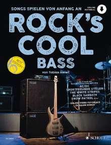 Tobias Meier: Rock's Cool BASS, Buch