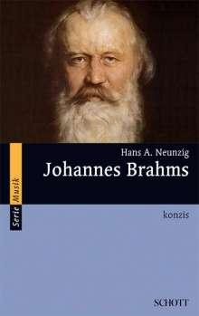 Hans A. Neunzig: Johannes Brahms, Noten