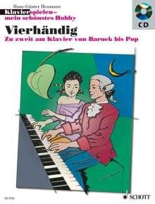 KlaVierhändig / mit CD, Noten