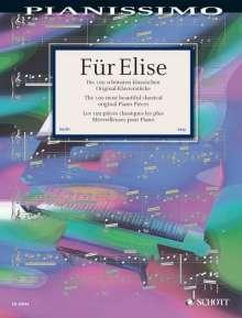 Für Elise, Noten