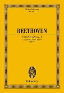Ludwig van Beethoven: Sinfonie Nr. 7 A-Dur, Noten
