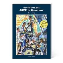 Uwe Ladwig: Geschichte des Jazz in Konstanz, Buch