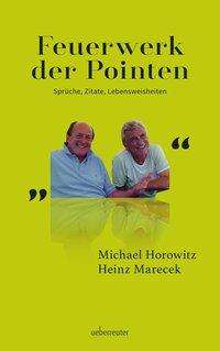 Michael Horowitz: Feuerwerk der Pointen, Buch