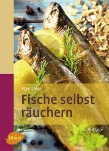 Egon Binder: Fische selbst räuchern, Buch