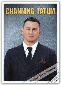 Channing Tatum 2021 - A3 Format Posterkalender, Kalender