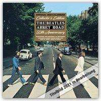 The Beatles 2021 - 16-Monatskalender, Kalender