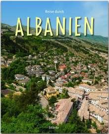 Frank Dietze: Reise durch Albanien, Buch