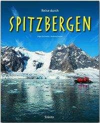 Andreas Drouve: Reise durch Spitzbergen, Buch