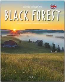 Annette Meisen: Journey through the Black Forest, Buch