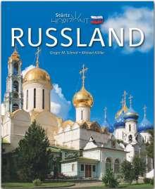 Michael Kühler: Horizont Russland, Buch
