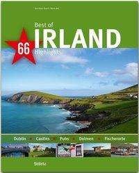 Maria Mill: Best of Irland - 66 Highlights, Buch