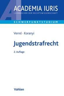 Torsten Verrel: Jugendstrafrecht, Buch