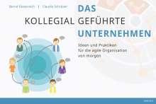 Bernd Oestereich: Das kollegial geführte Unternehmen, Buch