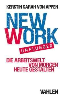 Kerstin von Appen: New Work. Unplugged, Buch