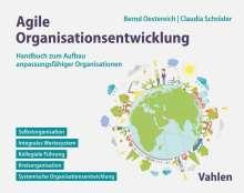 Bernd Oestereich: Agile Organisationsentwicklung, Buch