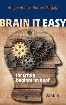 Holger Abeln: Brain it easy, Buch