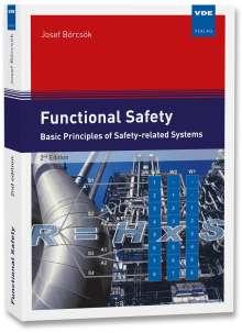 Josef Börcsök: Functional Safety, Buch