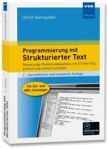 Ulrich Kanngießer: Programmierung mit Strukturierter Text, Buch