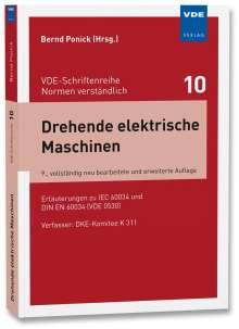 Drehende elektrische Maschinen, Buch