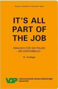 Norbert Brauner: It's all part of the job - Ein Wörterbuch, Buch