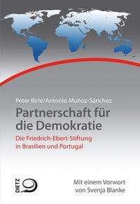 Peter Birle: Partnerschaft für die Demokratie, Buch