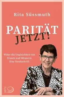 Rita Süssmuth: Parität - Freiheit, Recht und Verantwortung, Buch