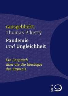 Thomas Piketty: Pandemie und Ungleichheit, Buch